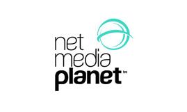 Net Media Planet Logo