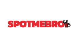 SpotMeBro.com Logo