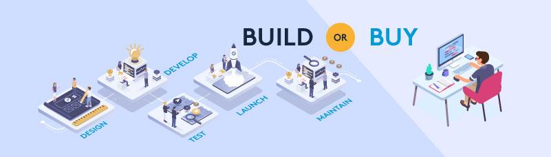 build vs buy software